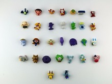 10 200PCS 2CM Yo Kai Watch font b Toy b font Anime Yokai Watch Yo Kai
