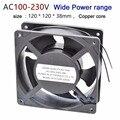 Инверторный вентилятор RUNDA AC100V-230V  6 Вт  широкий диапазон напряжения  медный сердечник  пластиковый корпус для инверторного сварочного аппар...