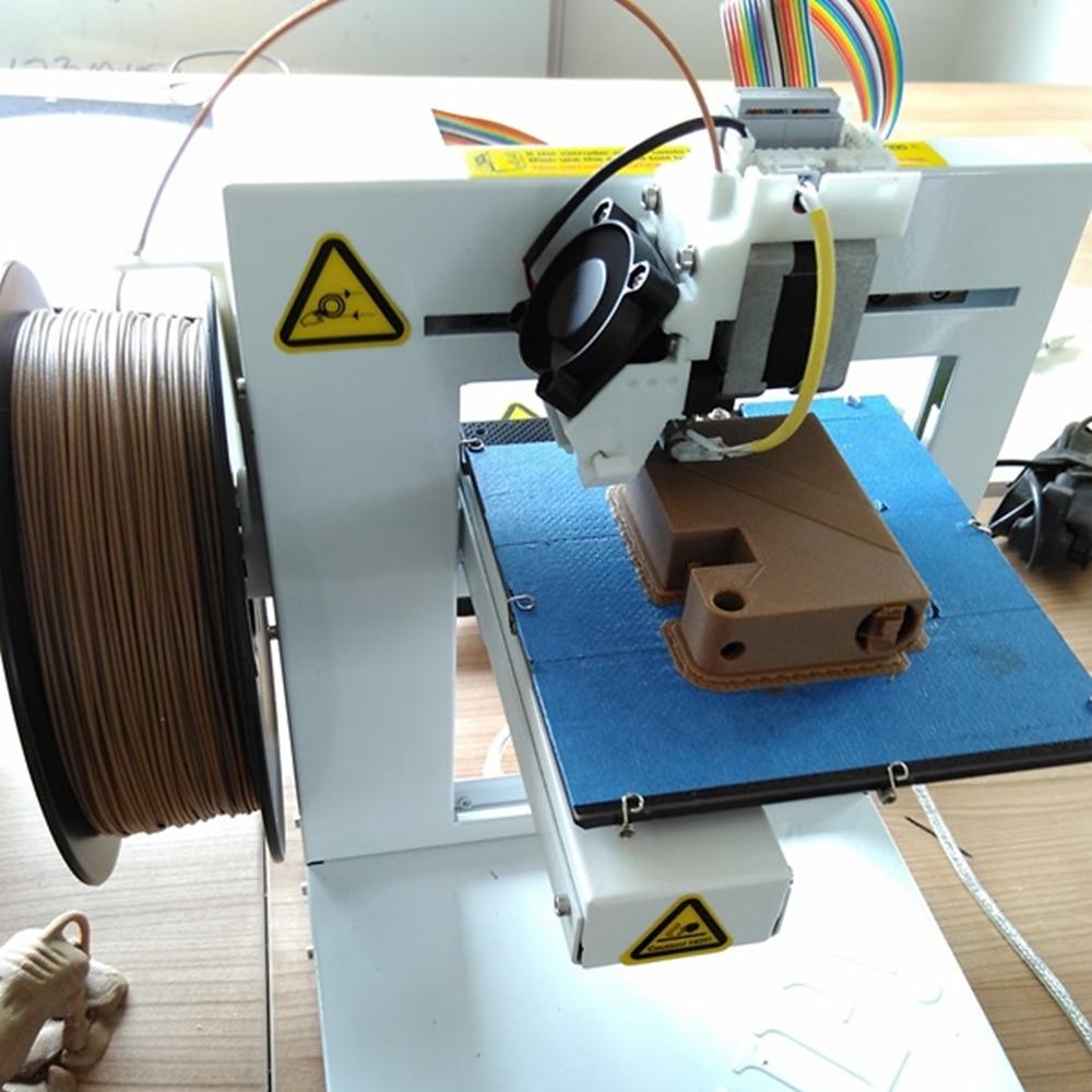 1china 3mm (2.85mm) Wood Filament 0.8kg for 3D Printers, Natural ABS/PLA for MakerBot,RepRap,UP,MakerGear, Printrbot LC and more 100g 3d printer pc filament 1 75 3 0 for makerbot reprap up afinia flash forge and all fdm 3d printers blue semi transparent