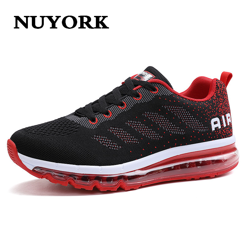 NUYORK 2017 new breathable mesh air men flatform sneakers shoes casual man high quality lightweight lace male light shoes high quality men casual shoes fashion lace up air mesh shoe men s 2017 autumn design breathable lightweight walking shoes e62
