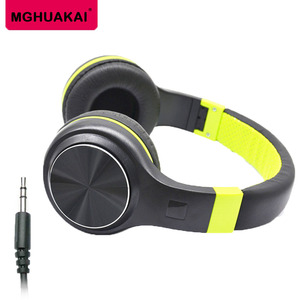 Mghuakai Bass Big Head phones