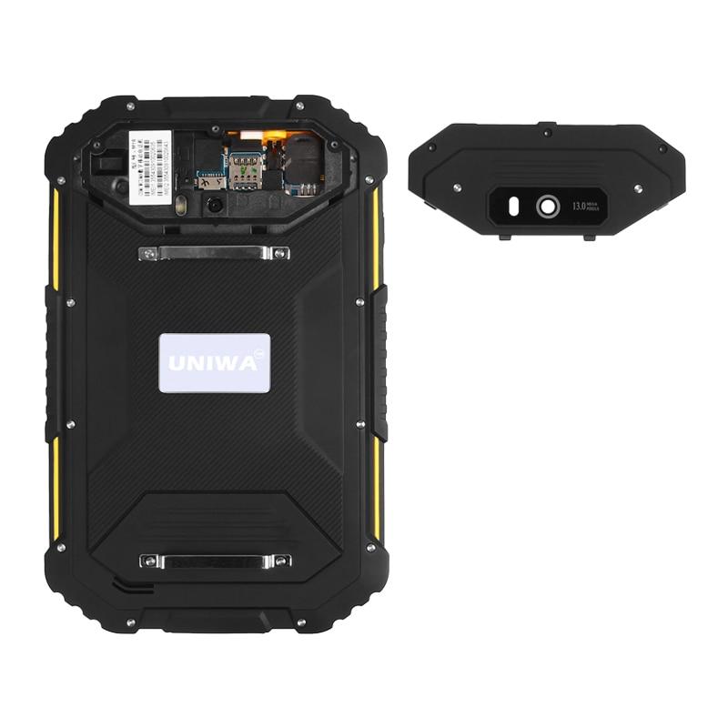 7 pouces tablette 4G/WIFI Android6.0 1280*800 7000mAh 2 GB/16 GB étanche peut appeler NFC extérieur trois-preuve tablette ebook lecteur GPS - 5
