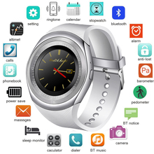 LIGE Couple Multifunction Smart Watch LED Color Screen Clock Pedometer Digital Women Men Android Wristwatch