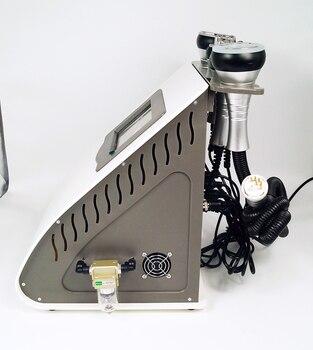 машина для массажа тела   AURO 2019 Новый Технология 5 в 1 вакуумной ультразвуковой, для липосакции кавитации RF мышц похудение коррекция фигуры Сжигание жира снижение вес...