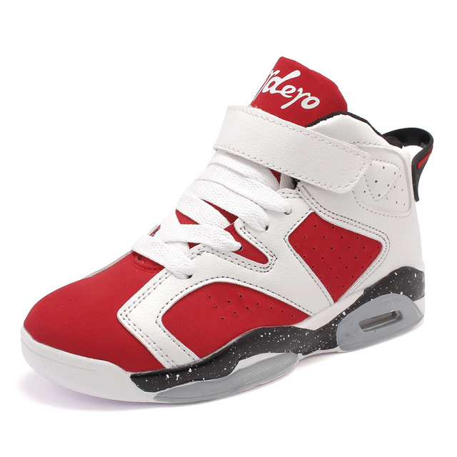 Hot Sell Kids Sneakers Children Boys Basketball Shoes Girls Breathable Kids Running Shoes KidsTravel Shoes
