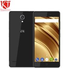 Оригинальный ZTE BA603 4 г LTE мобильный телефон 1 ГБ Встроенная память 16 ГБ Оперативная память Snapdragon 210 MSM8909 4 ядра 5.0″ 1280*720 P 2400 мАч 5MP Камера телефон