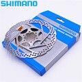SHIMANO SM RT56 дисковый тормозной ротор 6-болт 160/180 мм MTB горный велосипед