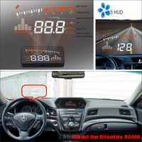 For Acura ILX / NSX / RDX MDX 2015 2016 - Safe Driving Screen Car HUD Head Up Display Projector Refkecting Windshield