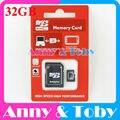 Raspberry PI 3 Cartão SD De 32 GB Class10 PI3 Ras PI 2 cartão micro sd tf cartão de memória microsd para o bpi banana r1, m3, m2 +, m1 +, d1, orange PI