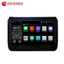 Asvegen сенсорный экран android 71 четырехъядерный автомобильный