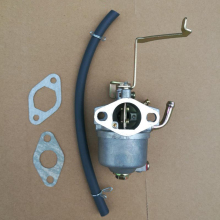 Аксессуары для бензинового маленького генератора ET950 600 Вт 800 Вт двухтактный карбюратор для 650 мотоцикла бензиновый генератор карбюратор