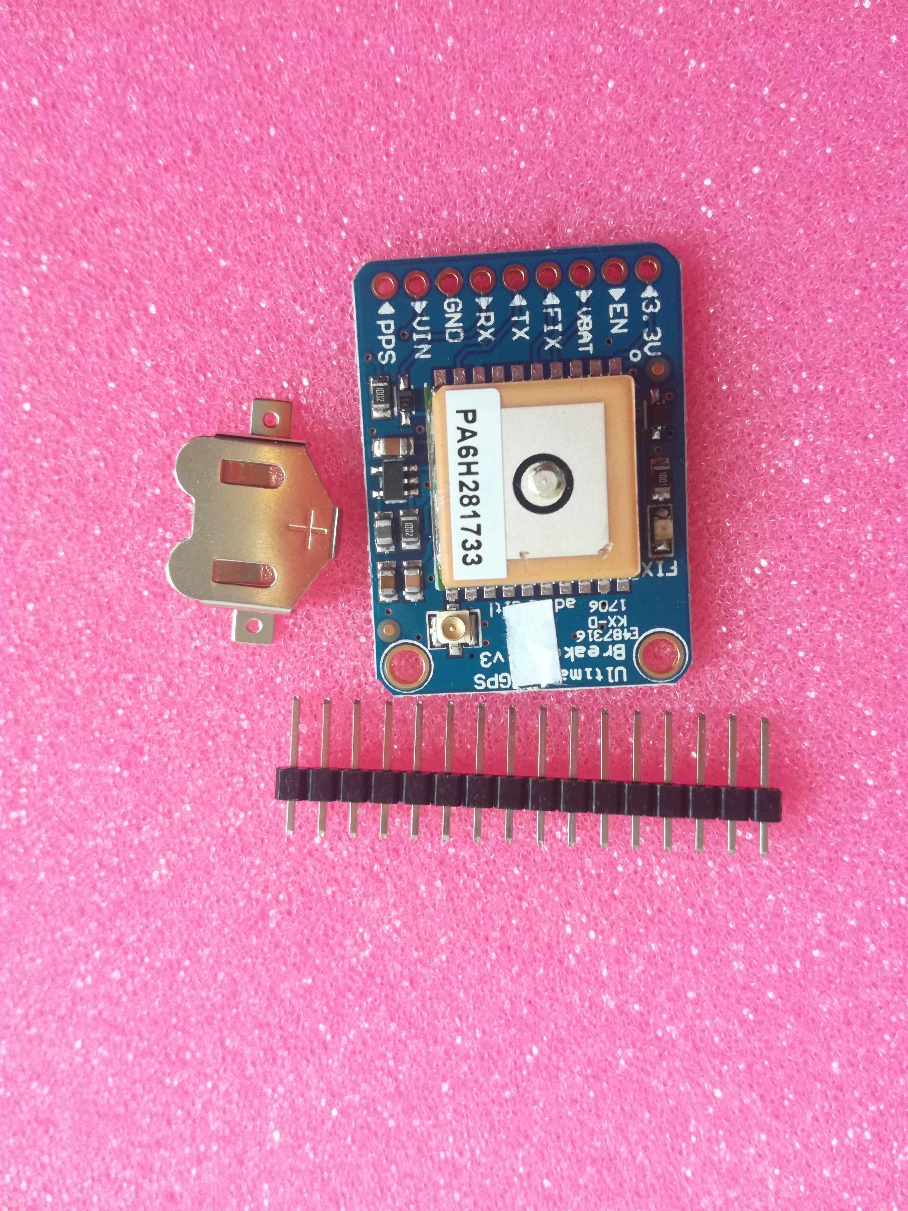 Ultimate Mt3339gps Engine Boardpot Gps Module Pa6h 10hz115200bps Pcba Pcb Assembly Circuit Board Spot 746 Breakout Development Mtk3339