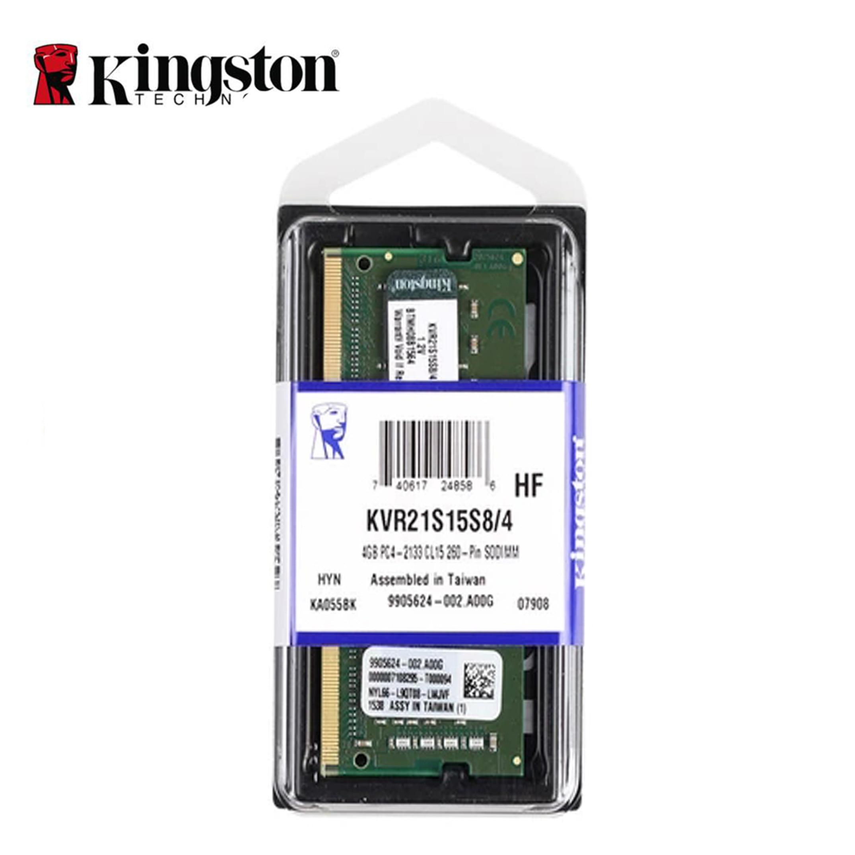 ФОТО Kingston 4gb 8gb sodimm ddr4 low voltage memory ram 2133MHz  Non-ECC CL15 260-pin SODIMM 1Rx8 for laptop