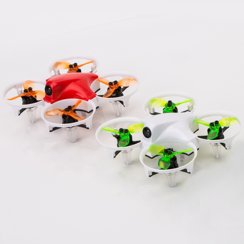 New DYS 83mm Micro BLheli_S Dshot 5.8G 25MW 48CH VTX BNF RTF F3 800 TVL HD Camera RC Quadcopter Racing Drone Brushless FPV Drone