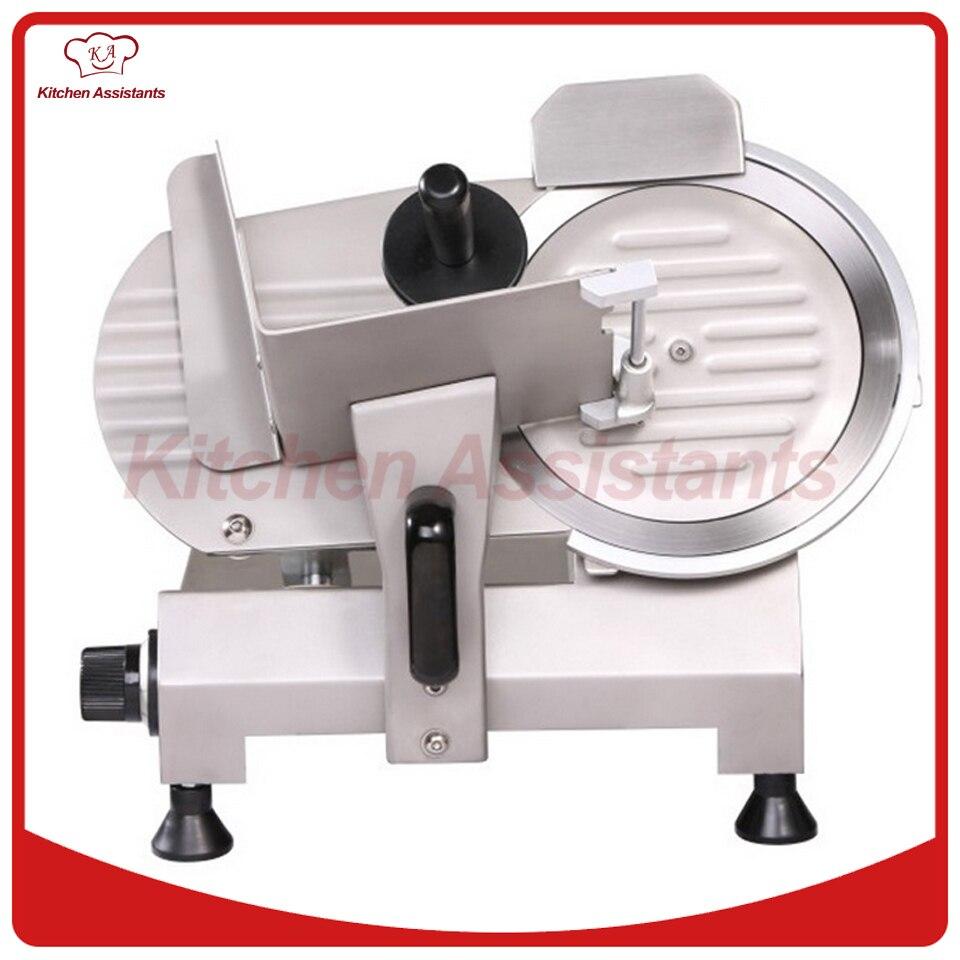 360 S 360mm elétrica comercial semi automático máquina de cortador de carne cortador de carne