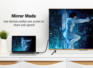Image 5 - HDMI كابل الذكور إلى الذكور محول عال السرعة 3D 4K 1080P ل تلفاز LCD PS3 كمبيوتر محمول كابل 10M 1M 2M 3M