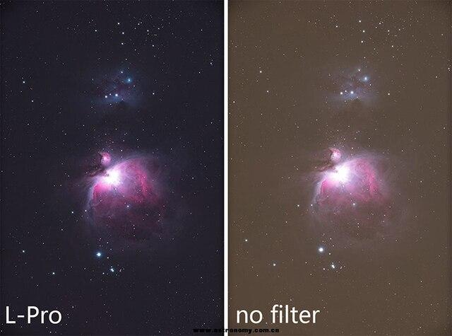 """OPTOLONG 2 """"L Pro 1.25นิ้วAstrophotographyเนบิวลาSky Light Pollutionตัวกรองสำหรับกล้องโทรทรรศน์"""