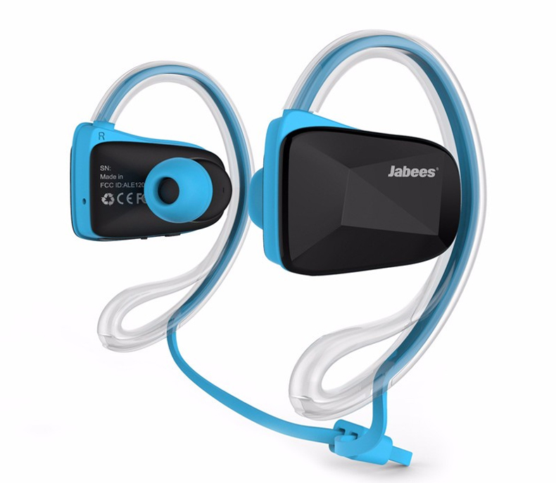 Bluetooth Headphones Original Jabees BSport BT4.0 With NFC Headset Wireless Waterproof Earphone Earbuds  for Running Biking bluetooth headphones original jabees bsport bt4 0 headset wireless waterproof earphone earbuds audifonos for running biking