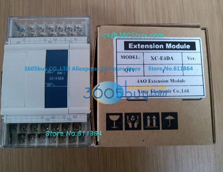 2 Channel Module Output Module xc-2da Expansion Module