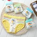 Crianças roupa interior do bebê do algodão roupa interior criança calcinha meninos cueca calças calcinha crianças menino de underwear crianças