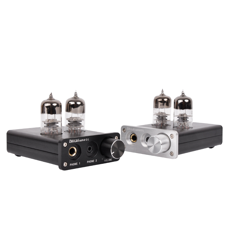 HiFi level 6J9 Tube Headphone Amplifier DAC Sound clear and bright Use PCM2704 phone OTG USB Audio decoding Tube Preamplifier appj pa1502a tube headphone amplifier