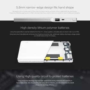 Image 5 - ZMI 5000 mAh Power Bank 5000mAh Powerbank external battery portable charging Two way Quick Charge 2.0 for iPhone