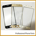 Original Front Glass Lens For Samsung J5 Prime On5 2016 Outer Lens Screen Replacement Part, Black/White/Gold
