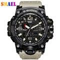 2017 Nueva Marca de Moda Reloj de Los Hombres G Estilo A Prueba de agua Relojes Deportivos Militar S-shock hombres de Lujo de Cuarzo Led Reloj Digital