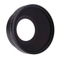 Universal Digital Camera Wide Angle Lens 72MM 0.43X Digital High Definition Wide Angle Lens for 72MM Filter Thread Camera
