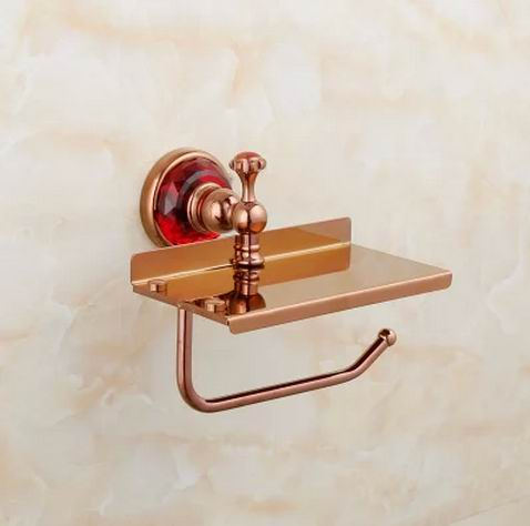 Luxury crystal toilet roll paper rack with phone shelf wall mounted bathroom paper holder and hook солнцезащитные очки oakley очки солнцезащитные