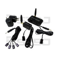 SZBJ WL T2 E4 RF Wireless IR Repeater, Extender,Remote Control Extender Kit Sends Infrared using Radio Frequency (RF)