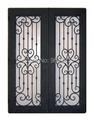 Double Hung Exterior French Doors