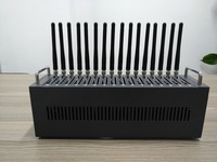Quad band New module MTK 16 port modem pool with unlimited IMEI change, cheap gsm gprs 16 port modem pool