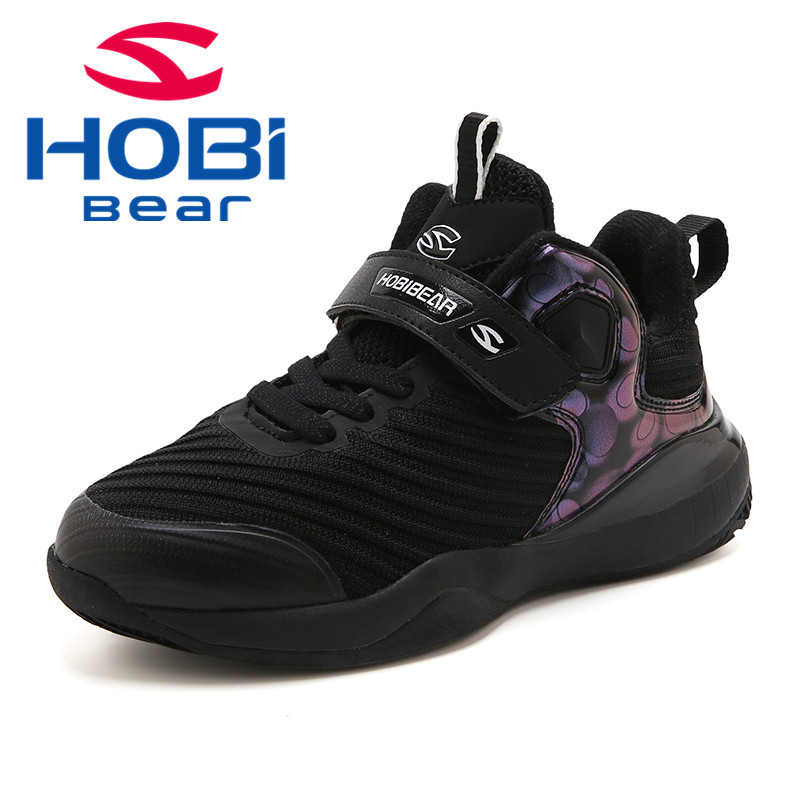 $33.53 Boys Shoes Kids Sports Girls Sneakers Shoes For Children Running Basketball Footwear Non Slip Teenager Hobibear H7832