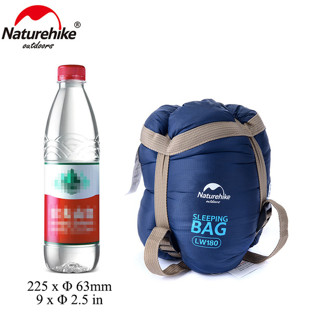 NatureHike Mini Outdoor Ultralight Sleeping Bag 2