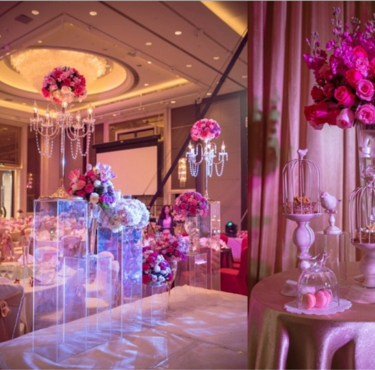 Us 500 0 New Style Fancy Beautiful Wedding Arch Flower Cheap Wedding Stage Decoration Backdrops In Glow Party Supplies From Home Garden On