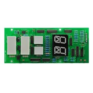 Image 1 - Elevator PCB Elevator Display Board A3J10244 DHI 201