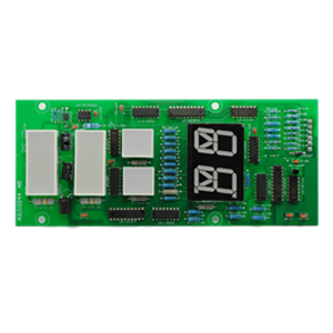 Image 1 - エレベーターpcbエレベーターディスプレイボードA3J10244 DHI 201
