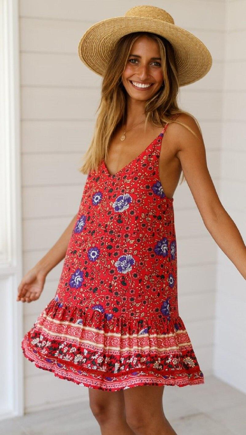 BCP_0603_d38dfbbb-8ebc-49b0-a954-d64f6bcf3b3d_1024x1024 (1) vieunsta vintage floral imprimir praia vestido de verão das mulheres novas com decote em v plissado uma linha de mini vestido elegante vestido plissado vestido de verão cinto - HTB1pQPNaOzxK1Rjy1zkq6yHrVXaG - VIEUNSTA Vintage Floral Imprimir Praia Vestido de Verão Das Mulheres Novas Com Decote Em V Plissado Uma Linha de Mini Vestido Elegante Vestido Plissado Vestido de Verão Cinto