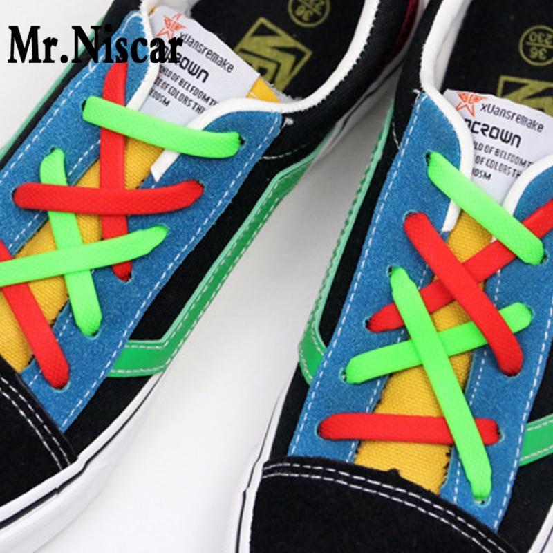9e621c26c2c 1 juego/16 piezas creativas sin cordones de lazo de silicona elásticos  cordones de zapatos se adaptan a todos los cordones de zapatos de zapatilla  sin ...