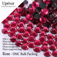 Upriver Wholesale Large Pack Glass Hotfix Rhinestones For Clothes Wedding Dresses Everything For Sewing Rhinestone