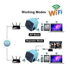Image 5 - ワイヤレス無線 Lan リピータ 300 150mbps の 802.11n アクセスポイントの信号ブースター無線 Lan エクステンダー 2.4 グラム Wi Fi のアンプ Wi Fi Reapeter