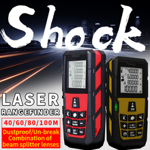 High measurement precision  40M 60M 80M 100M laser rangefinder long distance accuracy range less 2mm