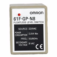 61F GP N8 AC220V 50/60Hz OMRON relay electronic component Solid State Relays Water level controller for Liquid level switch