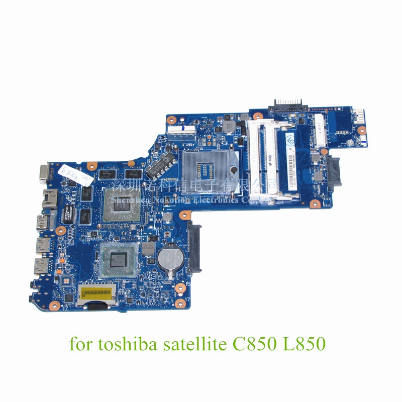 H000051550 laptop motherboard For Toshiba Satellite C850 L850 15.6 ATI 7670M HD4000 DDR3 warranty 60 days full tested