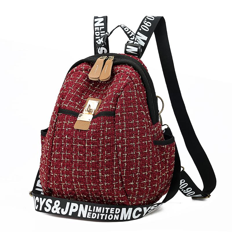 2019 New Women Emoji Shoulder Bag Best Travel Women Backpack Female Printing Waterproof School Knapsack mochila Bagpack Pack 10