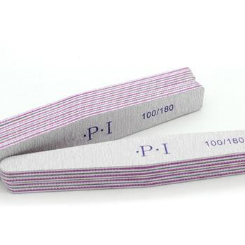 25Pcs 100/180 Nail Files Block Buffer Pedicure Manicure Gel Polisher Nail Polish Files Beauty Tool Professional Nail Files Tools 2