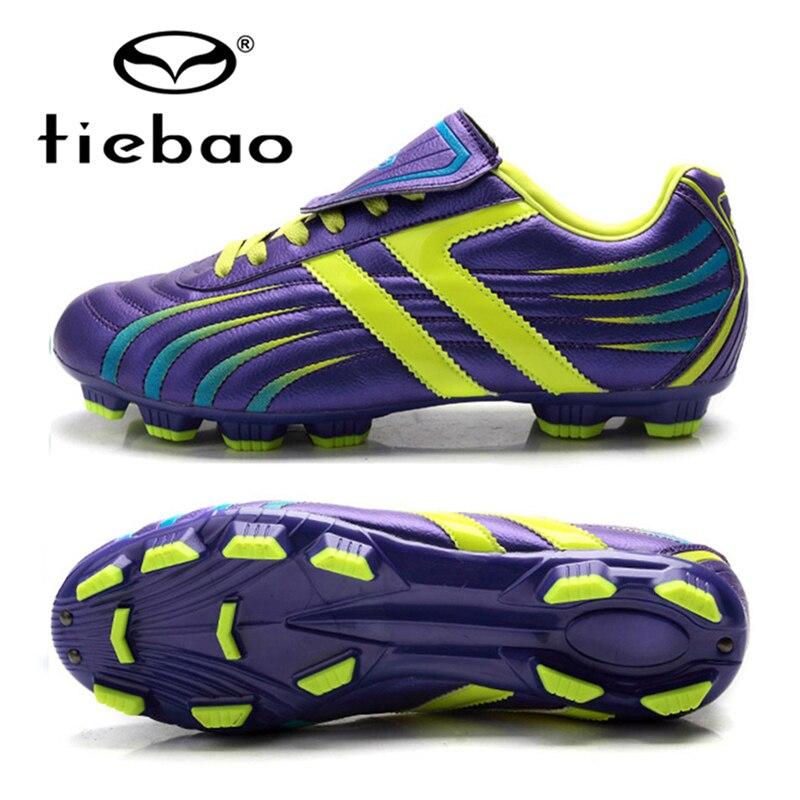 1ea6a2a8172 TIEBAO Professional Soccer Cleats Men Football Boots FG   HG Soles Shoes  Sports Sneakers Scarpe Da Calcio Outdoor Athletic Boots