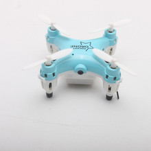Mini Wifi FPV Camera RC Drone LISHITOYS L6058W 2.4G Quadcopter Drone with camera dron Hobby Mobile Control Helicopter