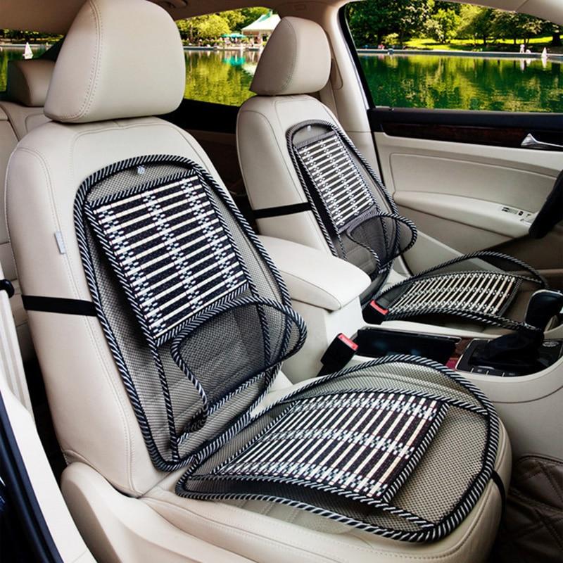 1 Pcs Kursi Mobil Kembali Dukungan Lumbar Jaring Ventilate Bantalan Alas Aksesoris Interior Otomatis Pinggang Mendukung Di Dari
